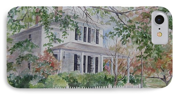 Home Portrait Sold IPhone Case