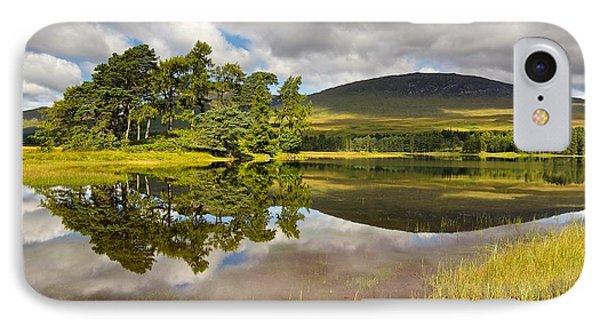 Loch Tulla IPhone Case