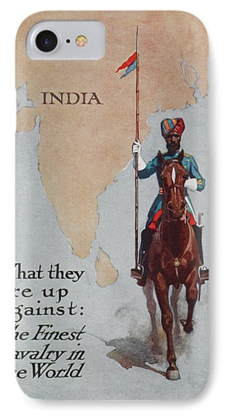 Postcard Circa 1905 - 1918 IPhone Case