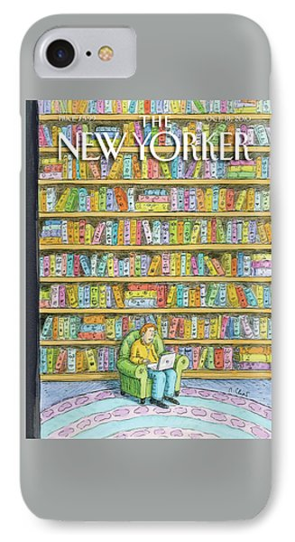 New Yorker October 18th, 2010 IPhone Case