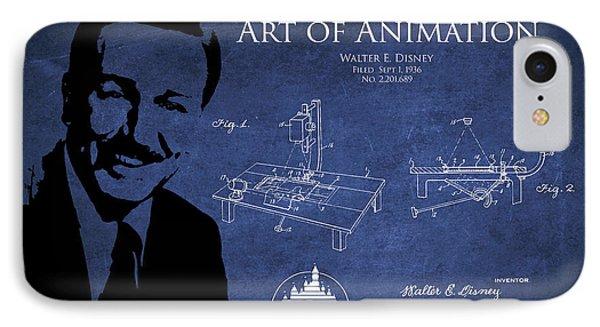 Walt Disney Patent From 1936 IPhone Case