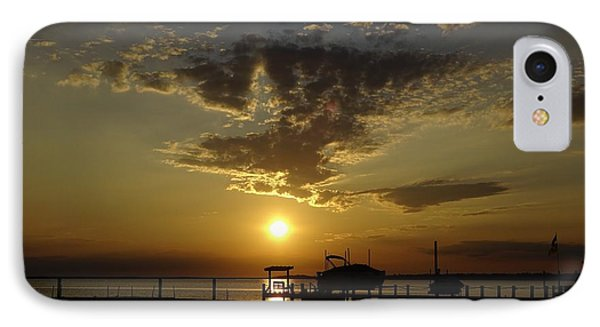 An Outer Banks Of North Carolina Sunset IPhone Case