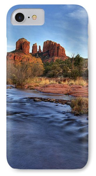 Cathedral Rocks In Sedona IPhone Case
