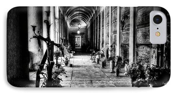 Cemetery Of Verona IPhone Case