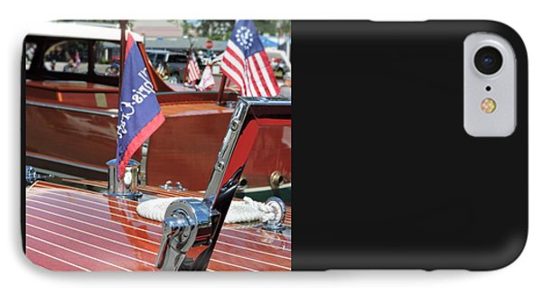 Chris Craft Runabout IPhone Case