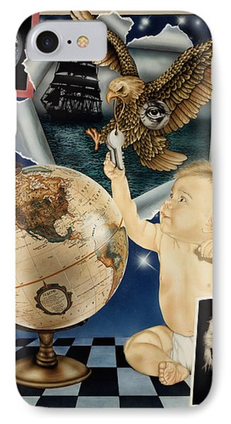 Discovery Of The New World IPhone Case