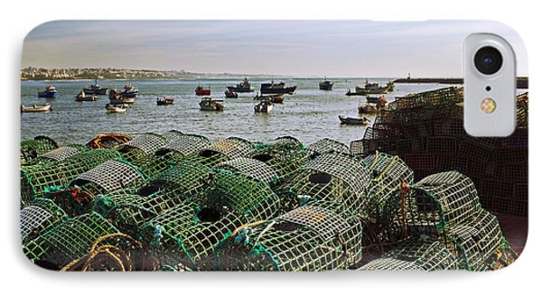 Fishing Traps IPhone Case