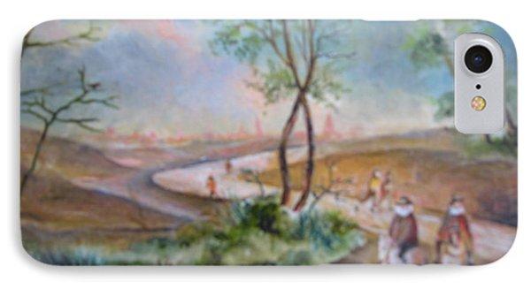 Landscape IPhone Case
