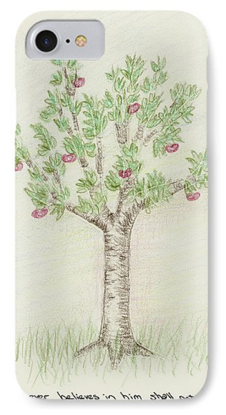 4 Trees-4th Tree Summer IPhone Case
