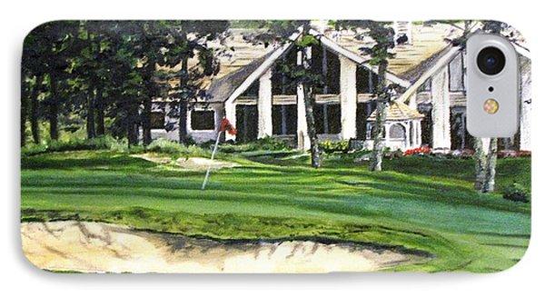4th Andrew Hudson Memorial Golf Tournament IPhone Case