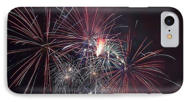 4th Of July Fireworks Portland Oregon 2013 IPhone Case