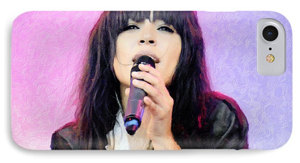 Loreen IPhone Case