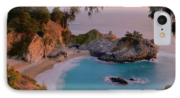 Mcway Falls - Big Sur IPhone Case