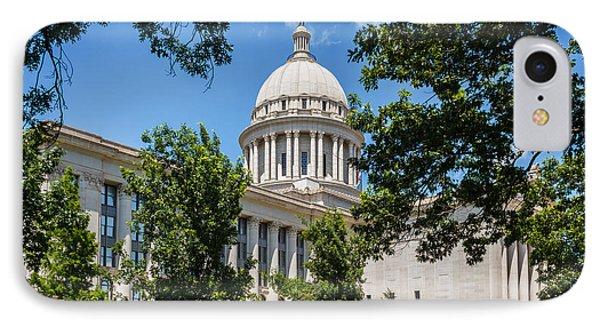 Oklahoma State Capital IPhone Case