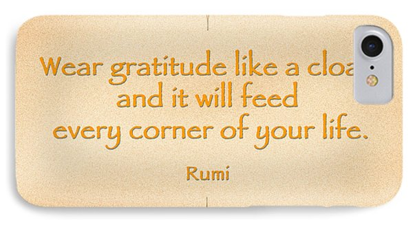 54- Rumi IPhone Case