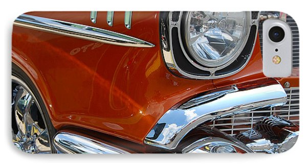 '57 Chevy Closeup IPhone Case