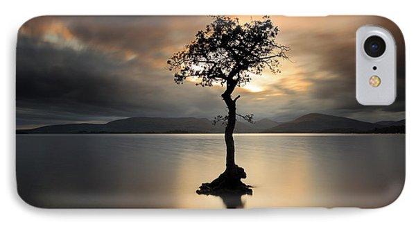 Loch Lomond Sunset IPhone Case