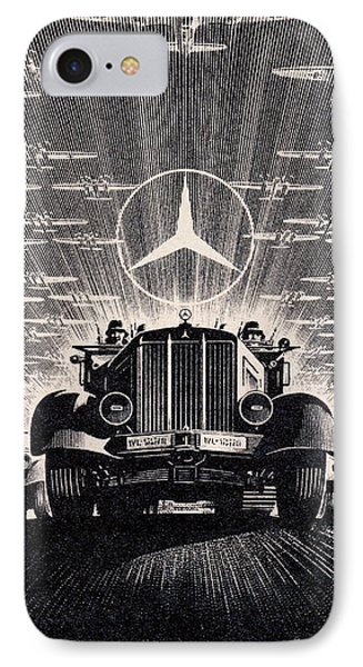 Mercedes - Benz IPhone Case