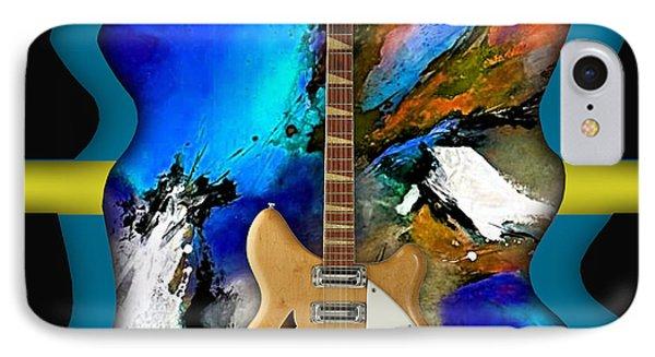 Rickenbacker Guitar Collection IPhone Case