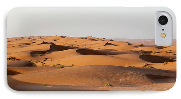Wahiba Sands Desert, Oman IPhone Case