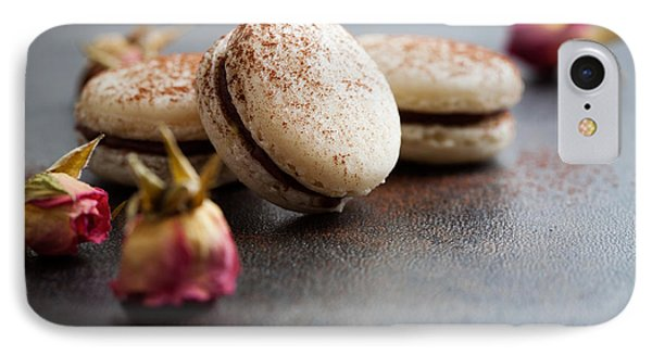 French Macaroons IPhone Case