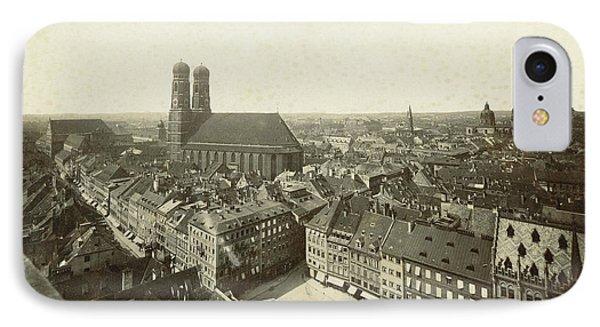 Germany Munich IPhone Case