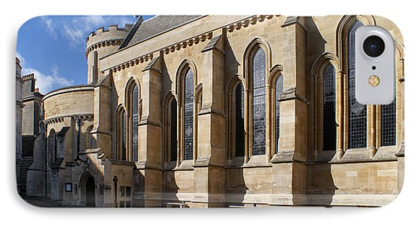 Knights Templar Temple In London IPhone Case