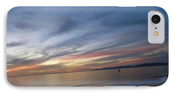 Sundown At Redondo IPhone Case