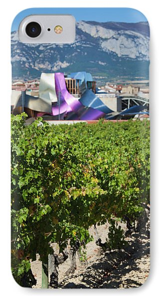 Spain, Basque Country Region, La Rioja IPhone Case