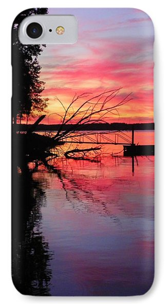 Sunset 9 IPhone Case