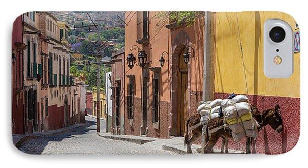 Mexico, San Miguel De Allende IPhone Case