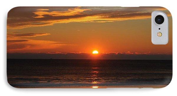 A Beach Life Sunrise IPhone Case