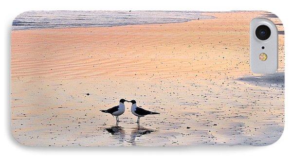A Beach Romance IPhone Case