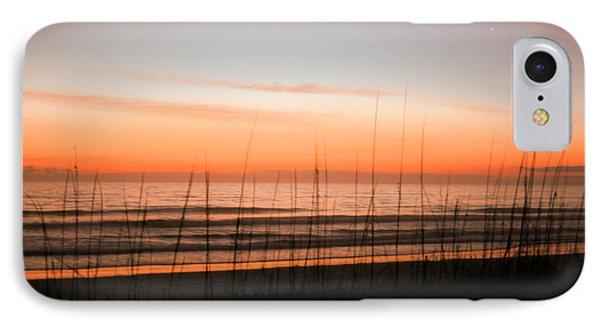 A Beachwork Orange IPhone Case