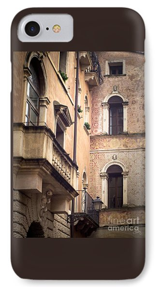 A Corner Of Vicenza Italy IPhone Case