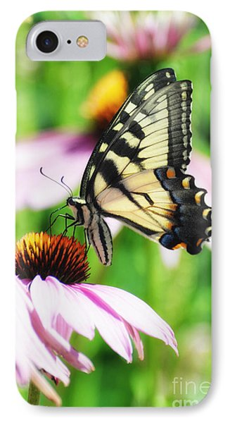 A Deamy Recollection Of A Swallowtail IPhone Case