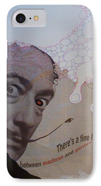 A Fine Line IPhone Case