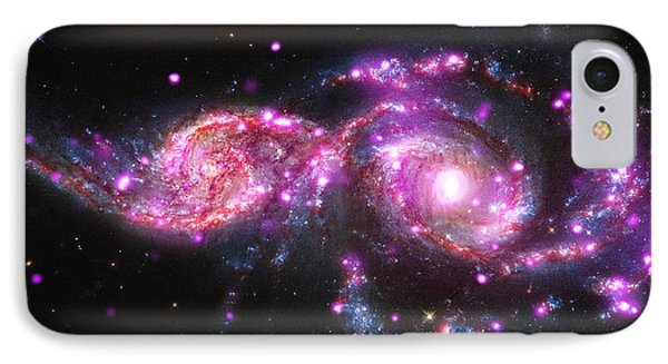 A Galactic Get-together IPhone Case
