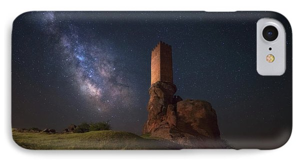 Castle iPhone 8 Case - A Game Of Tones by Iv?n Ferrero
