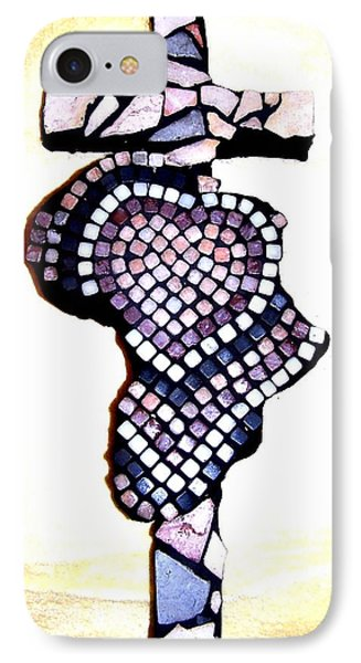 A Heart For Africa Cross IPhone Case