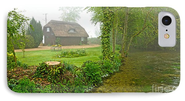 A Home By The River Anton IPhone Case