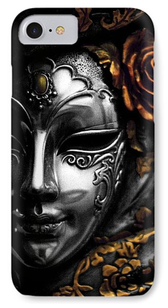 A Touch Of Color IPhone Case