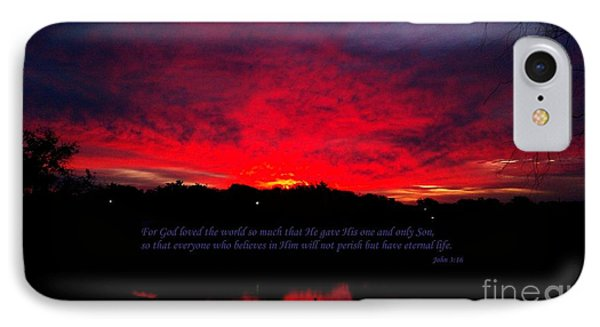 A New Day IPhone Case