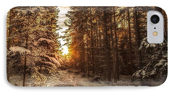A New Path In Your Life IPhone Case