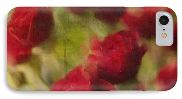 A Shower Of Roses IPhone Case