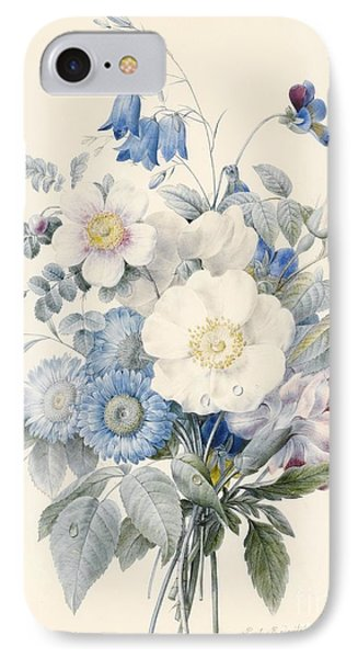 A Spray Of Summer Flowers IPhone Case