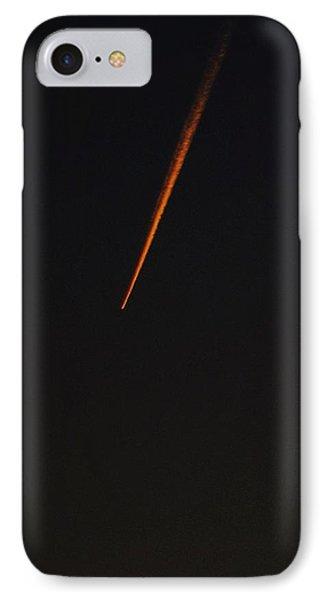 A Streak In The Dark Sky IPhone Case