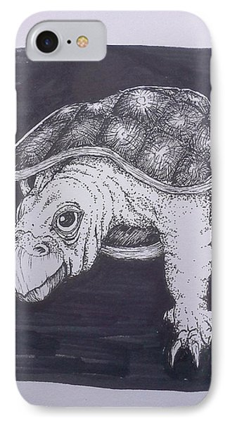 A Turtle Named Puppy IPhone Case