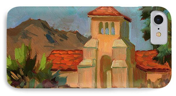 A Warm Day At Borrego Springs Lutheran IPhone Case