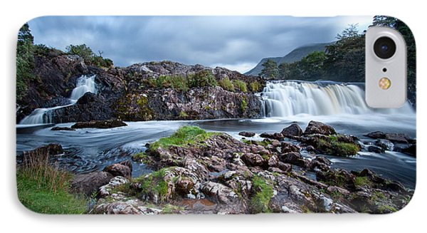Aasleigh Falls Ireland IPhone Case